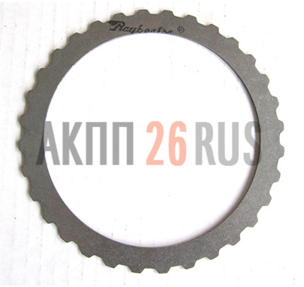 Стальной диск, сцепление K1 (1st-3rd/Forward) (1.50 mm) 94-up [128.00 mm x 104.10 mm x 1.50 mm x 32t ] - AKPP26RUS.ru